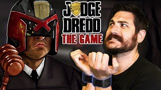 BETTER OFF DREDD - Judge Dredd: Dredd vs. Death