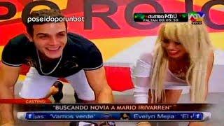 COMBATE: Casting Buscando Novia para Mario Irivarren. PRIMERA PARTE 20/05/13