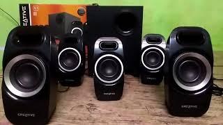 Creative T6300 5.1 Sound Test