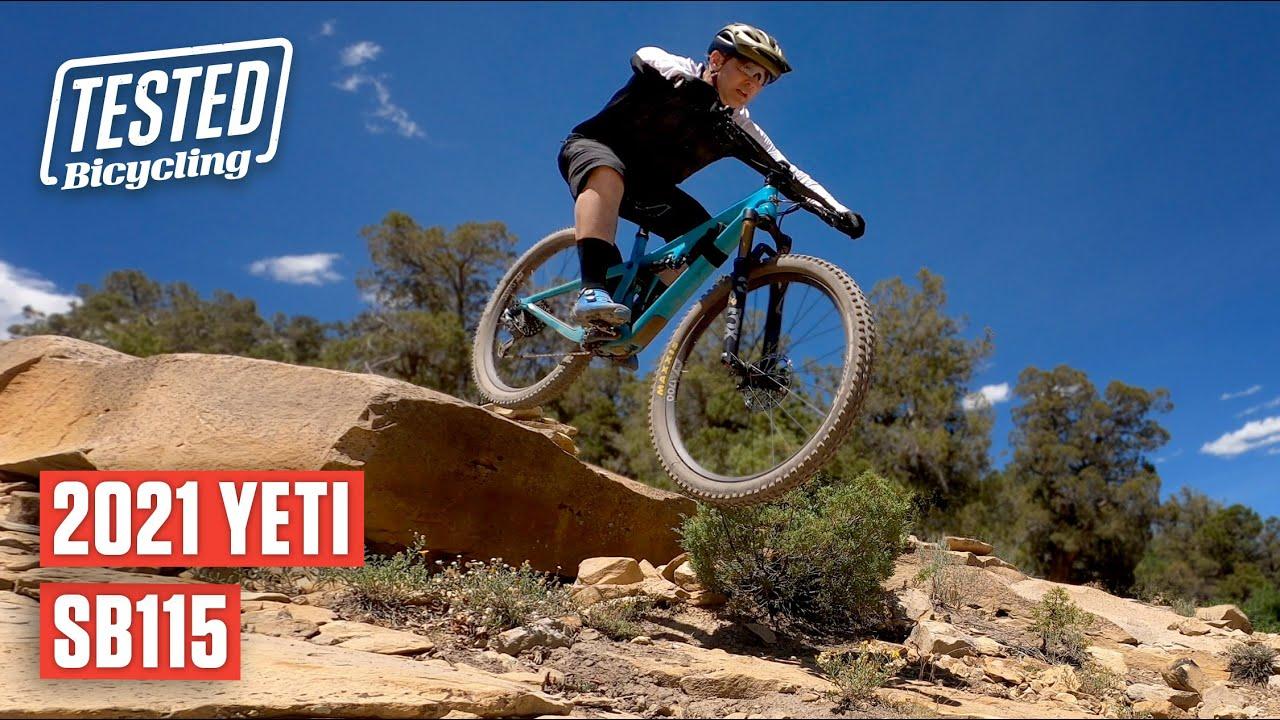 NEW Yeti SB115 | TESTED | Bicycling