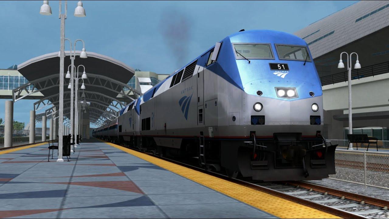 West Palm Beach To Miami Amtrak