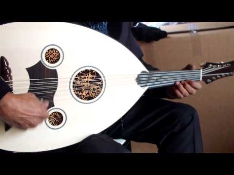 DOST :: TURKISH STRING INSTRUMENT DIBETO WOOD OUD