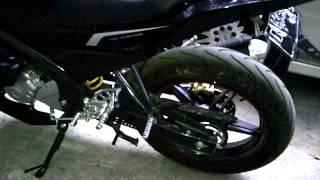 modifikasi new vixion 2013 Garang sporty