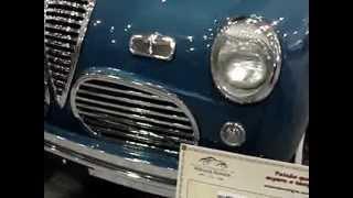 Alfa Romeo 6C 2500 - Carroceria Boneschi