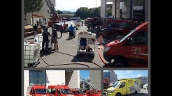 Retour en images du 150 ème anniversaires des Sapeurs-Pompiers de Suisse à Fribourg.