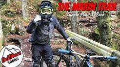 Gwydir Mawr - aka Marin Trail, Betws-y-Coed, North Wales, Chin Cam, MTB, GoPro.