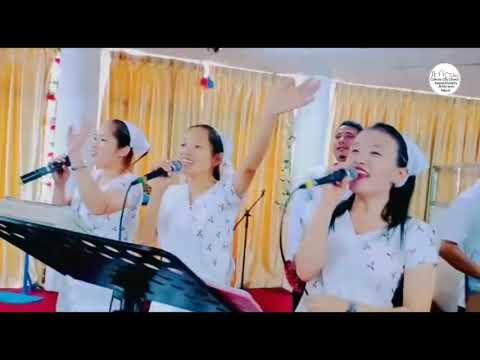 PRAISING GOD !SUNDAY SERVICE CCC NEPALI MINISTRY JB MALAYSIA