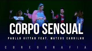 Corpo Sensual - Pabllo Vittar | FitDance TV (Coreografia) Tutorial and Dance Video