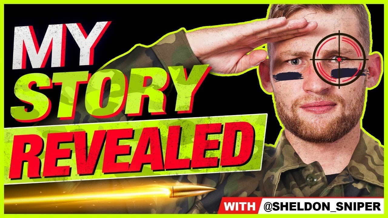 """HOW CRYPTO """"CHANGED MY LIFE FOREVER"""" WITH SHELDON THE SNIPER!"""