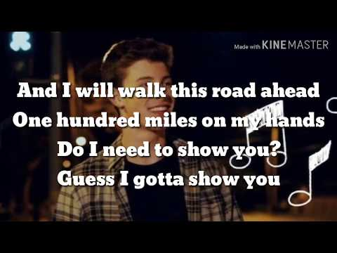 Shawn Mendes - Show You (Lyrics)