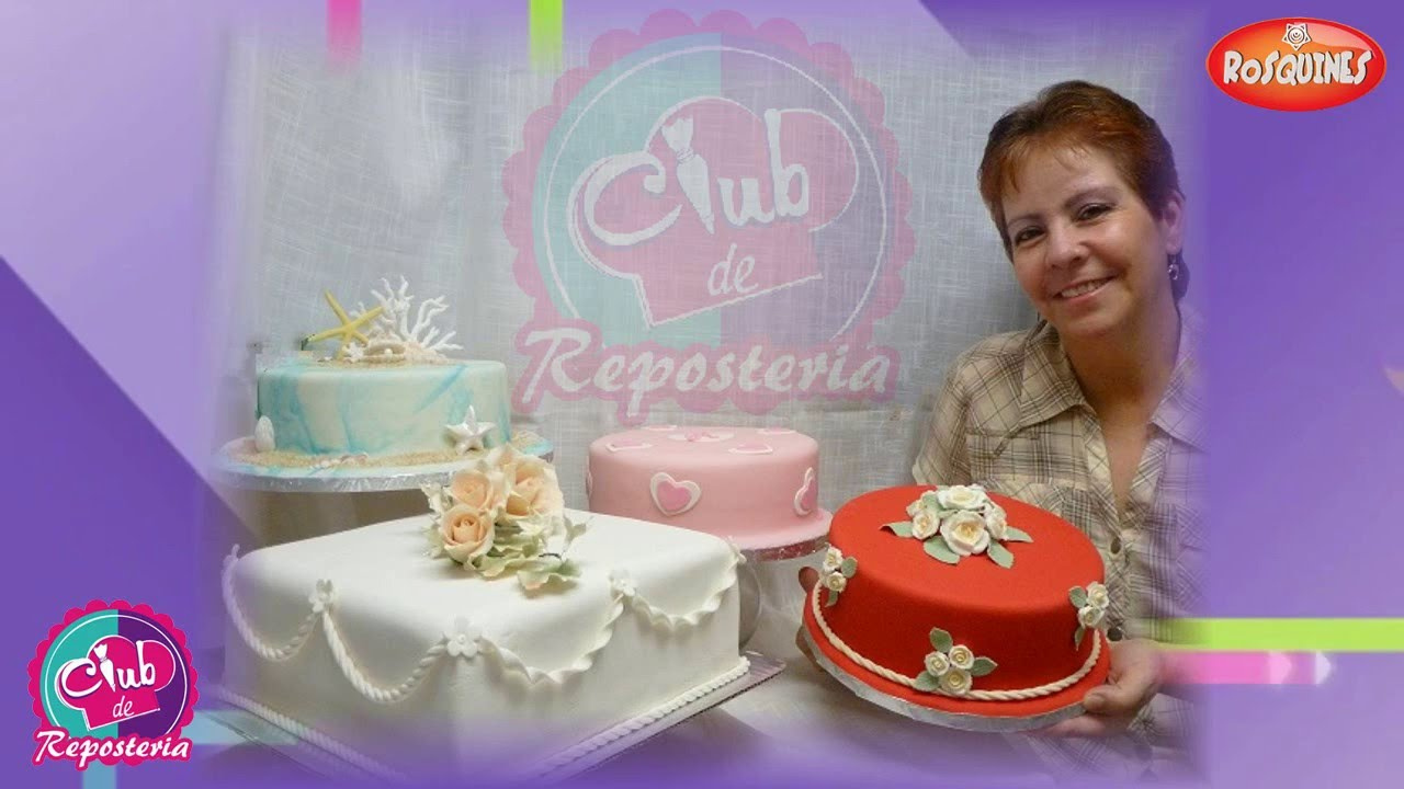 Aprende Como Decorar Tortas Video Curso Online O En Dvd