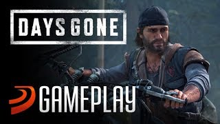 DAYS GONE y sus infectados quieren dominar PS4 en 2019