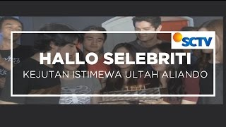 Video Kejutan Istimewa Ultah Aliando - Halo Selebriti  27/10/15 download MP3, 3GP, MP4, WEBM, AVI, FLV September 2018