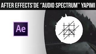 AfterEffects'de Audio 🔊 Spectrum Nasıl mı Yapılır? | AfterEffects #2