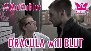 Baixar #MutZuBlut | Dracula bittet zur Blutspende - Hochschulbühne am Schwanenteich ► Crossmedia 2017