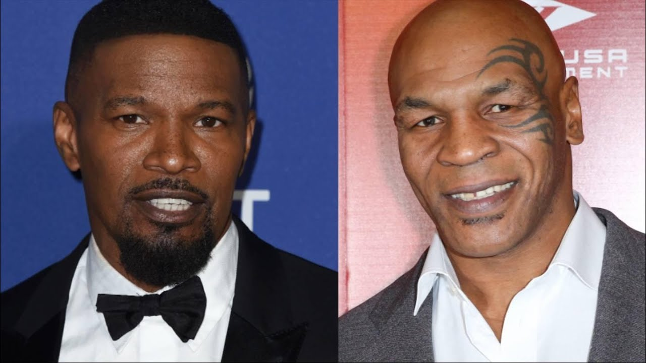 Jamie Foxx on playing Mike Tyson in upcoming limited series