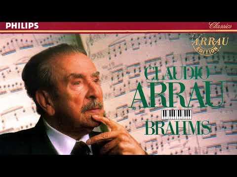 Brahms - Ballades, Sonatas, Scherzo & Variations (Century's recording : Claudio Arrau)