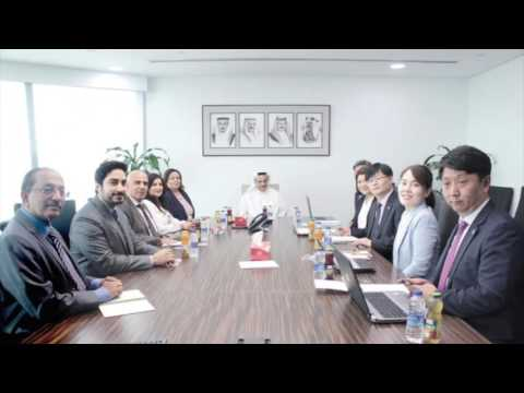 South Korean Delegation in Bahrain to Assess Health Information Systems
