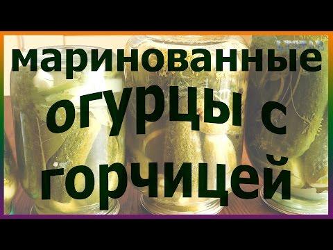 Засолка огурцов на зиму на трехлитровую банку Рецепты с фото