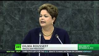 Brazil to build its own email system to avoid NSA spying
