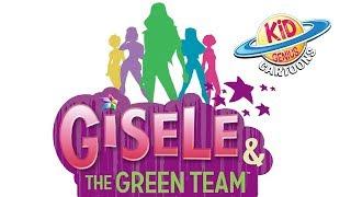 Pernicious Plan | Gisele & The Green Team Cartoon | Season 3 Episode 5  Gisele Bündchen