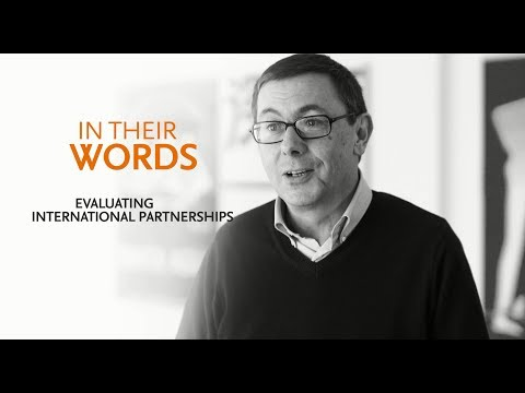 In Their Words - Ian Rowlands, King's College London
