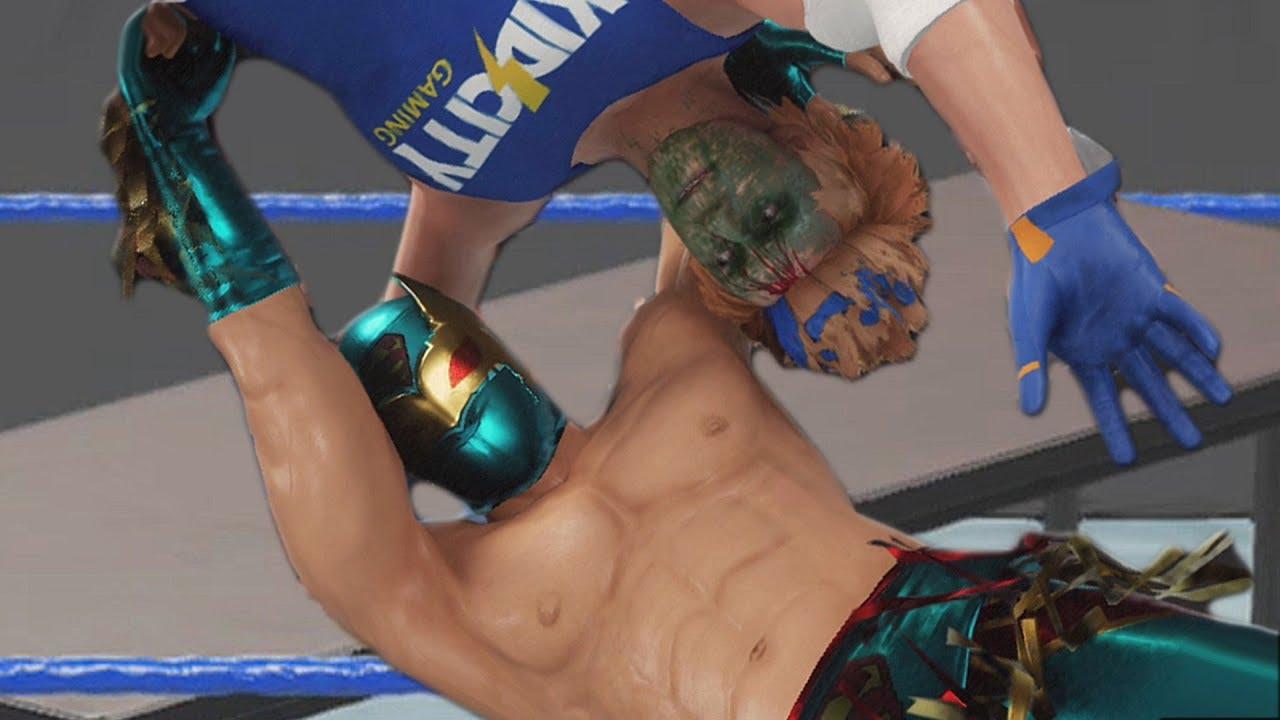KIDCITY GAMING vs SUPER GAMING FAMILY | WWE 2K19 Gameplay