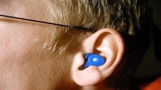 Силиконовые амбушюры затычки в уши защита от шума беруши(, 2016-06-30T12:00:01.000Z)