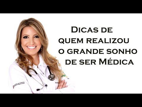 Dicas de quem realizou o grande sonho de ser Médica from YouTube · Duration:  16 minutes