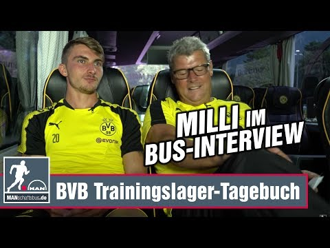 Tag 3 in Bad Ragaz: Maximilian Philipp im Interview