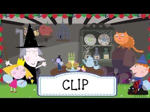 Ben y Holly - La señora bruja (Clip)