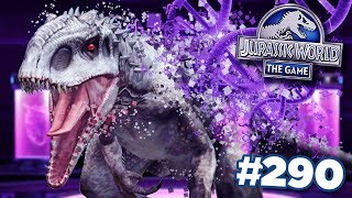 SELLING INDOMINUS REX!!! || Jurassic World - The Game - Ep290 HD