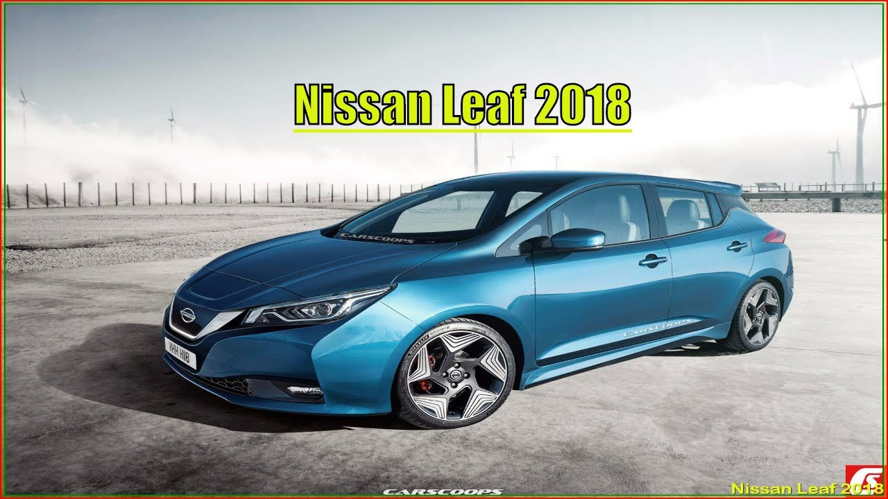 nissan leaf 2018 new 2018 nissan leaf reviews interior exterior youtube. Black Bedroom Furniture Sets. Home Design Ideas