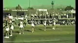 Azusa H.S. Marching Band @ 1986 Chino Band Review