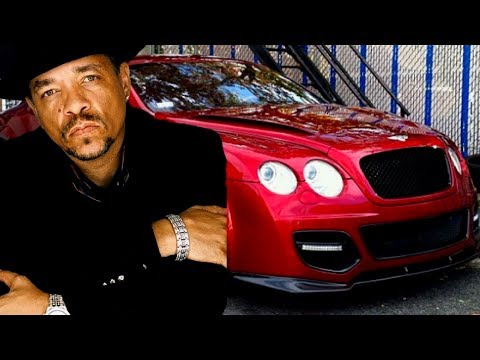6 MOST EXPENSIVE THINGS OWNED BY ICE T