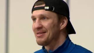 Андрей Михнов прибыл в лагерь сборной Украины