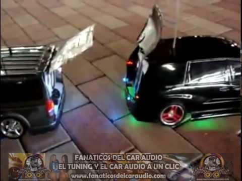 Tuning En Carros A Control Remoto Rc Tuning Youtube
