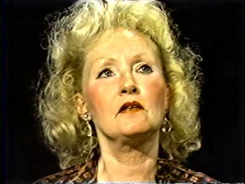 Rudy Vallee, Susanna FosterRare 1985 TV