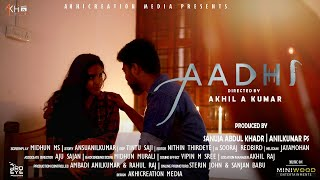 AADHI | MALAYALAM SHORT FILM TEASER | AKHIL A KUMAR