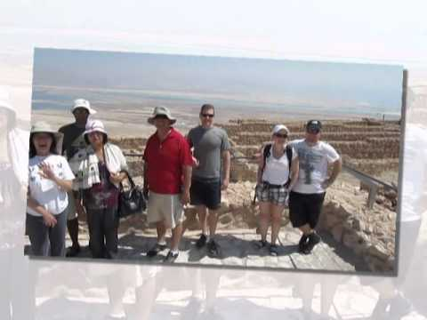 A tour at King  Herod's Fortress Masada Dead Sea