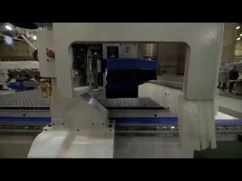 DN-2408D Обрабатывающий центр с ЧПУ от WDMAX