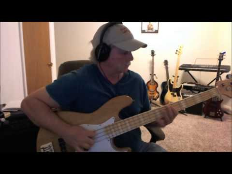 J Geils Band - Centerfold - Bass Cover