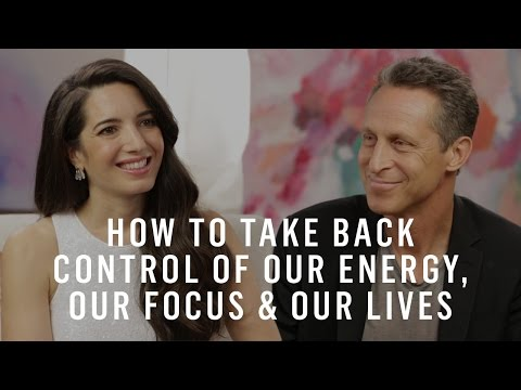 Dr. Mark Hyman: How Functional Medicine Helps Us Take Back Our Energy, Focus & Lives