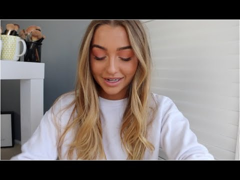 New Chapter | Feeling Sick + First Impressions on Too Faced Peaches and Cream Collection
