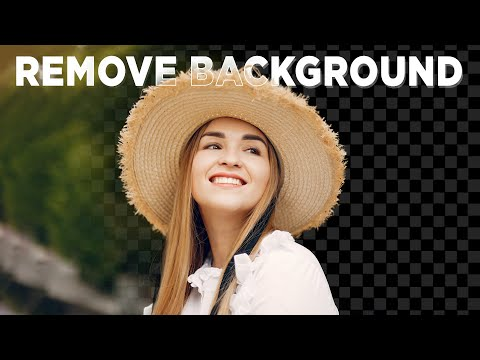 FASTEST Way To Remove Background In Photoshop CC 2020