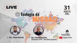 Live - Teologia da Missão