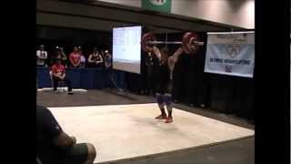Baixar 2013 American Record Makers Anthony Pomponio 140 snatch