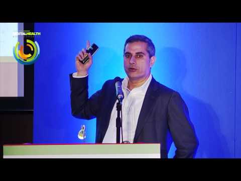 Genomics Lecture by Vishal Gulati - VC DRAPER ESPIRIT - Digital Health World Congress 2016