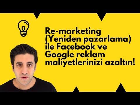 Efe Şar anlatıyor; Re-marketing (Yeniden Pazarlama) nedir? Facebook reklam bütçenizi etkin kullanın!