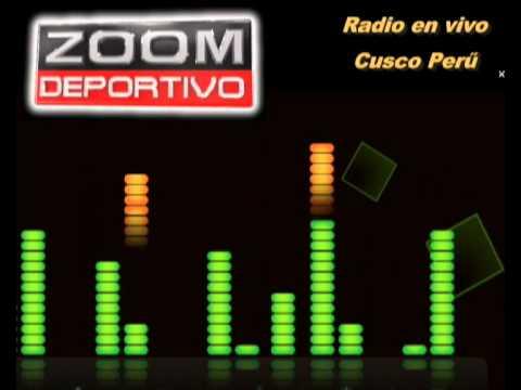 Zoom Deportivo radio web cusco peru